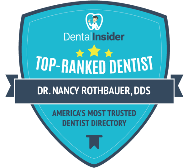 Rothbauer Dental is a top-rated dentist on dentalinsider.com