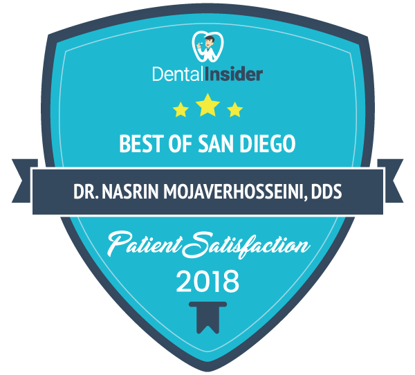 Dr. Nasrin Mojaver, DDS is a top-rated dentist on dentalinsider.com
