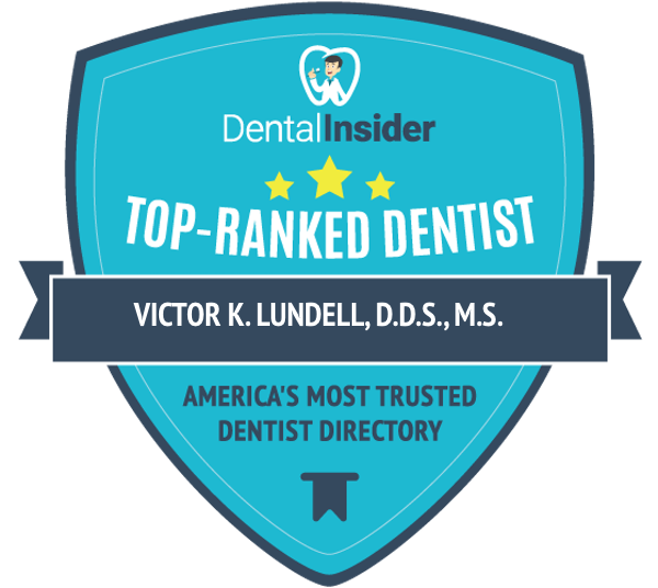 Victor K. lundell, D.D.S., M.S. is a top-rated dentist on dentalinsider.com