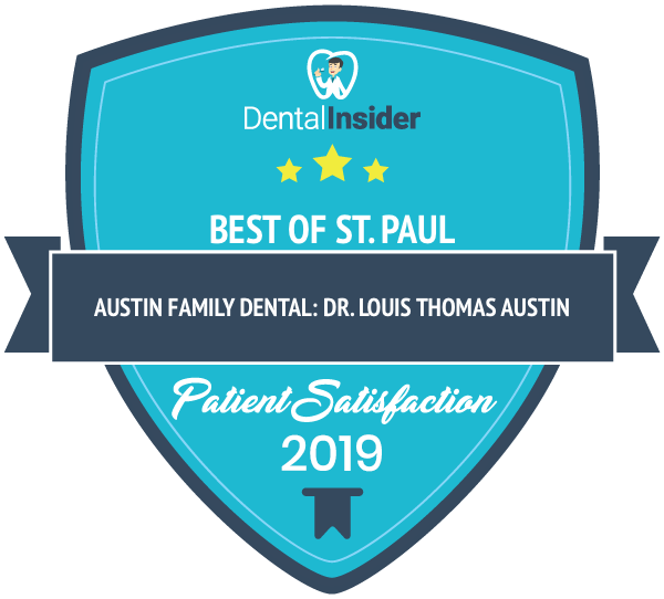Austin Family Dental: Dr. Louis Thomas Austin is a top-rated dentist on dentalinsider.com