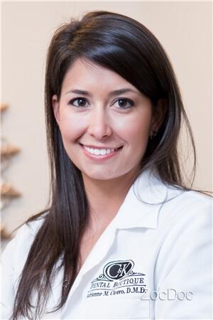 Dr. Adrienne Cicero, DMD