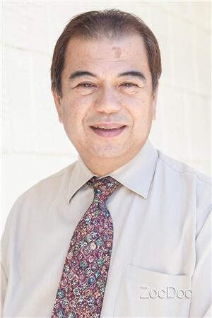 Dr. Antonio Abiog, DMD