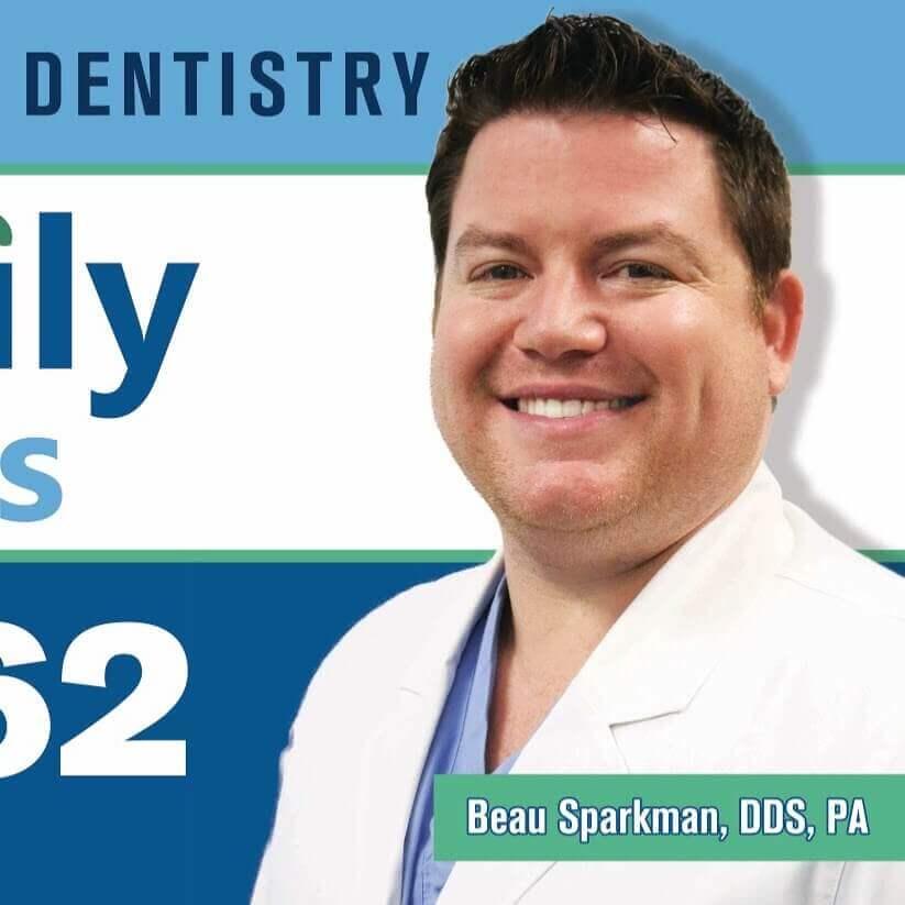 Dr. Beau Sparkman, DDS