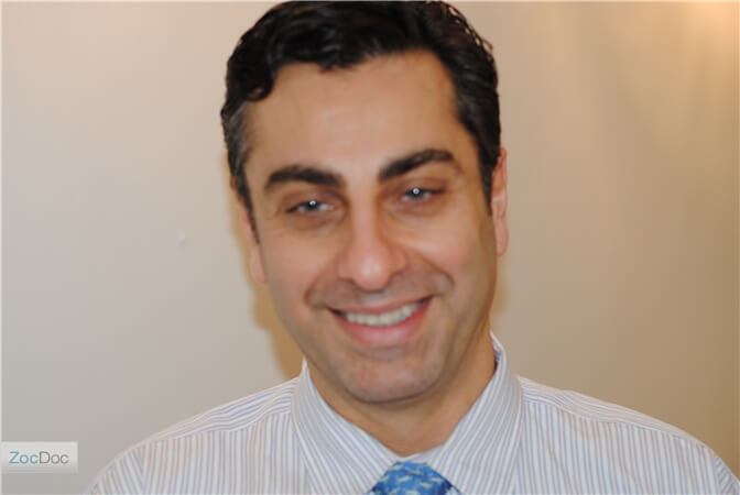 Dr. Charles Mansoor, DDS
