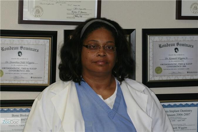Dr. Deanthia Childs-Wiggins, DDS