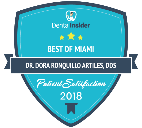 Dr. Dora Ronquillo Artiles, DDS is a top-rated dentist on dentalinsider.com