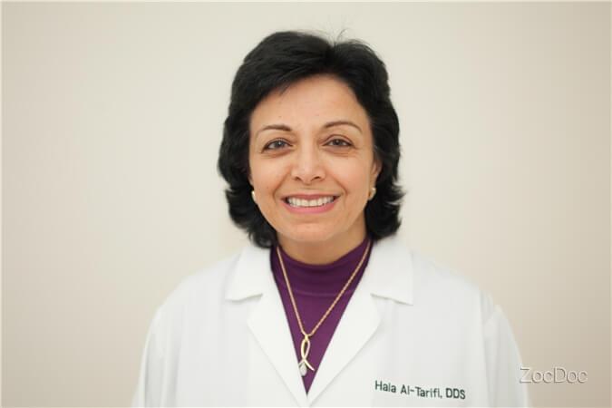 Dr. Hala Al-Tarifi, DDS