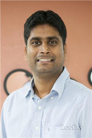 Dr. Hema Kishore Chapala, DDS