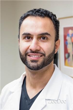 Dr. Hossein Aram, DMD