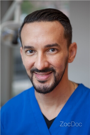 Dr. Hugo Acosta-Garcia, DDS