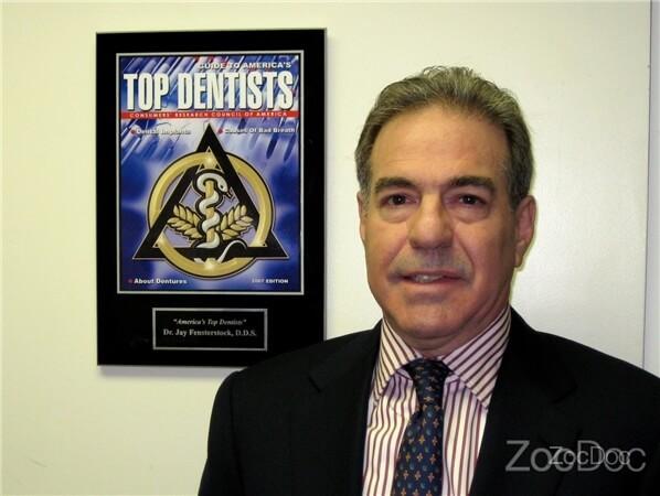 Dr. Jay Fensterstock, DDS