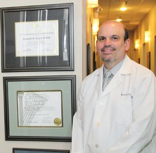 Dr. Kenneth Siegel, DMD