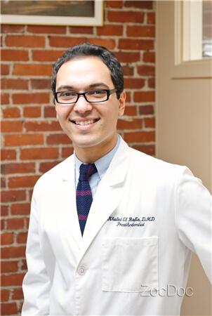 Dr. Khaled El Rafie, DMD