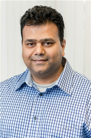 Dr. Naresh Bhavsar, DMD