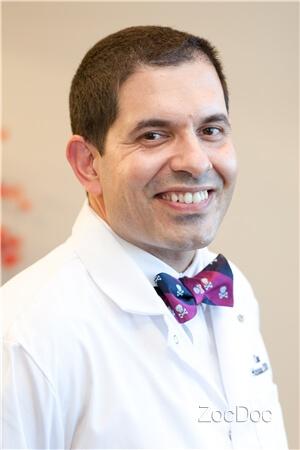Dr. Omar Hasham, DMD