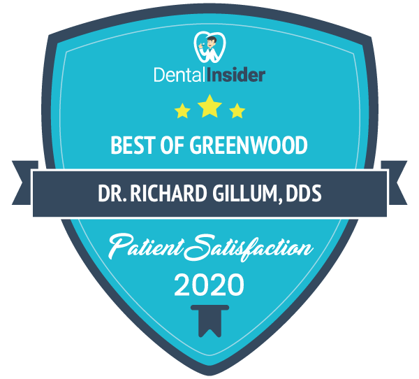 Dr. Richard Gillum, DDS is a top-rated dentist on dentalinsider.com