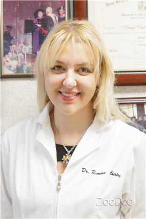 Dr. Rimma Chertog, DDS