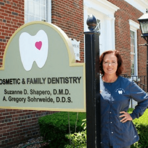 Dr. Suzanne Shapero, DMD