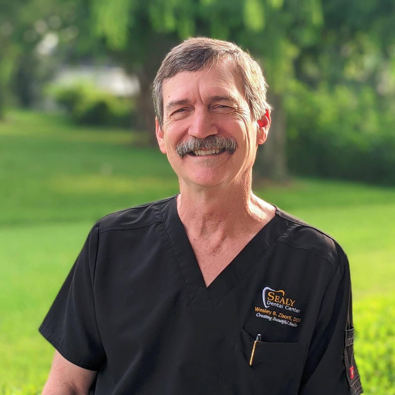 Dr. Wesley Zboril, DDS