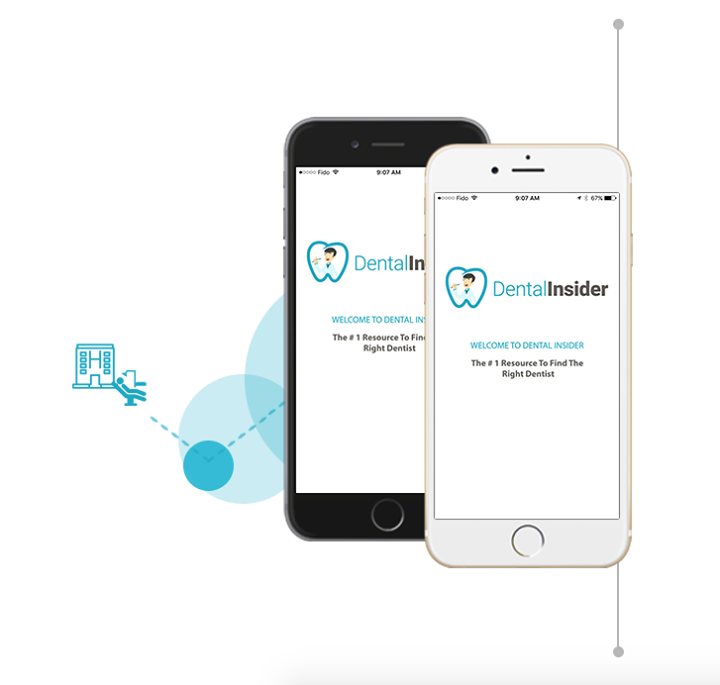 Have you downloaded the Dental Insider app? It's easy to connect with top-rated dental professi...