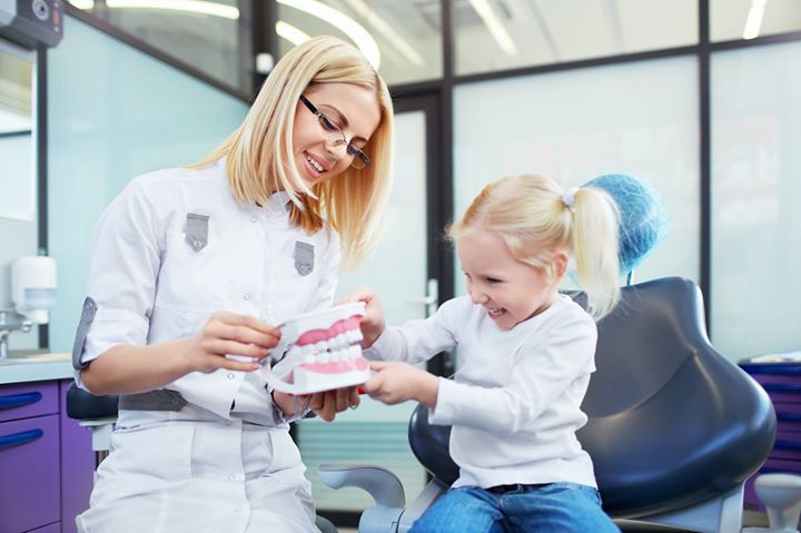 Before the kids go back to school, don't forget to schedule a dental checkup! According to the ...