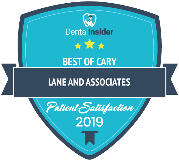 Congratulations to Lane & Associates Family Dentistry - Cary Tryon for earning a Patient Satisf...