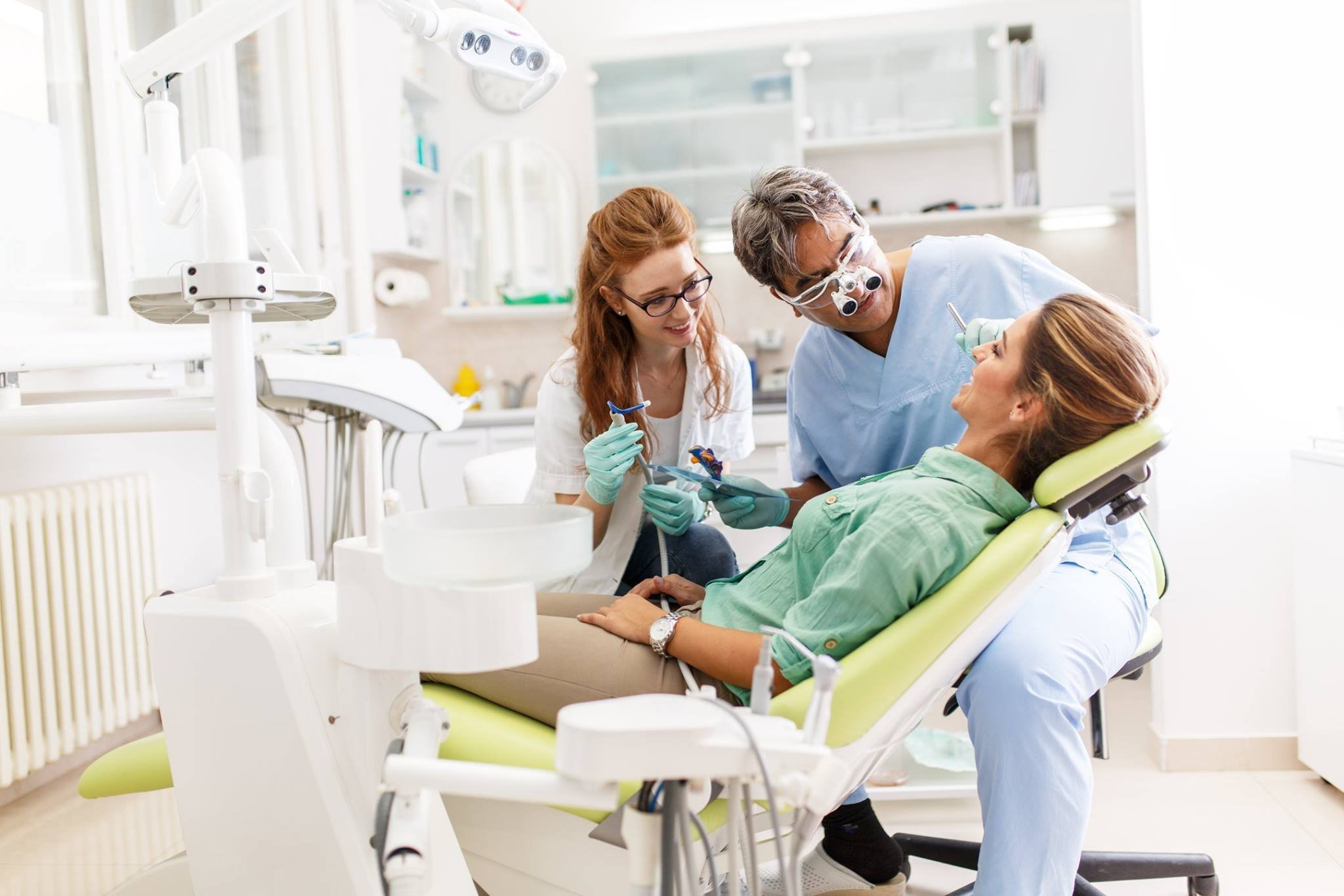 Q: What are some signs that I should see a dentist?  A:  • Your teeth are sensitive to hot or...