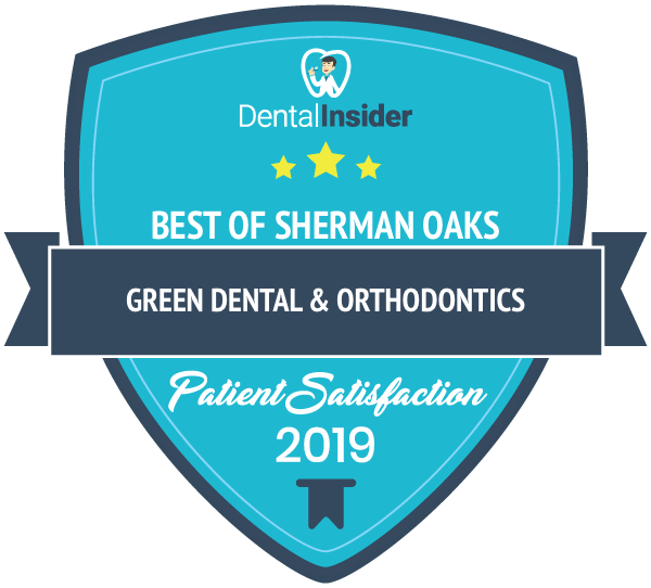 Green Dental & Orthodontics is a top-rated dentist on dentalinsider.com