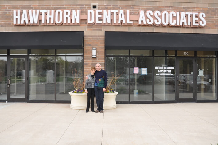 Hawthorn Dental Associates