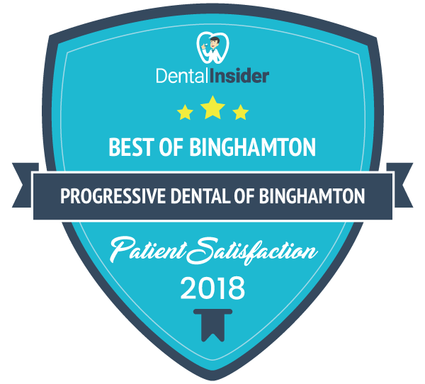 Progressive Dental of Binghamton is a top-rated dentist on dentalinsider.com