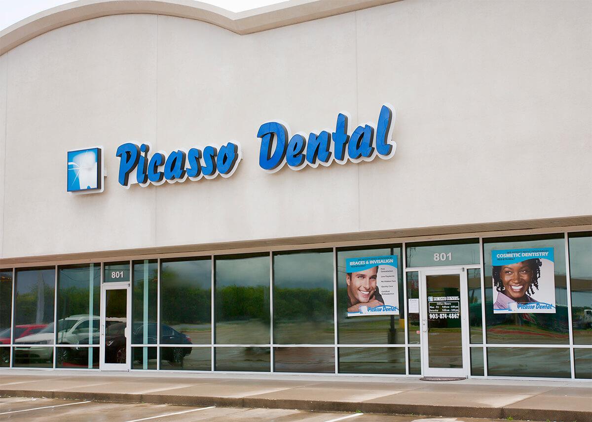 Picasso Dental & Orthodontics: Corsicana, Dentist Office in