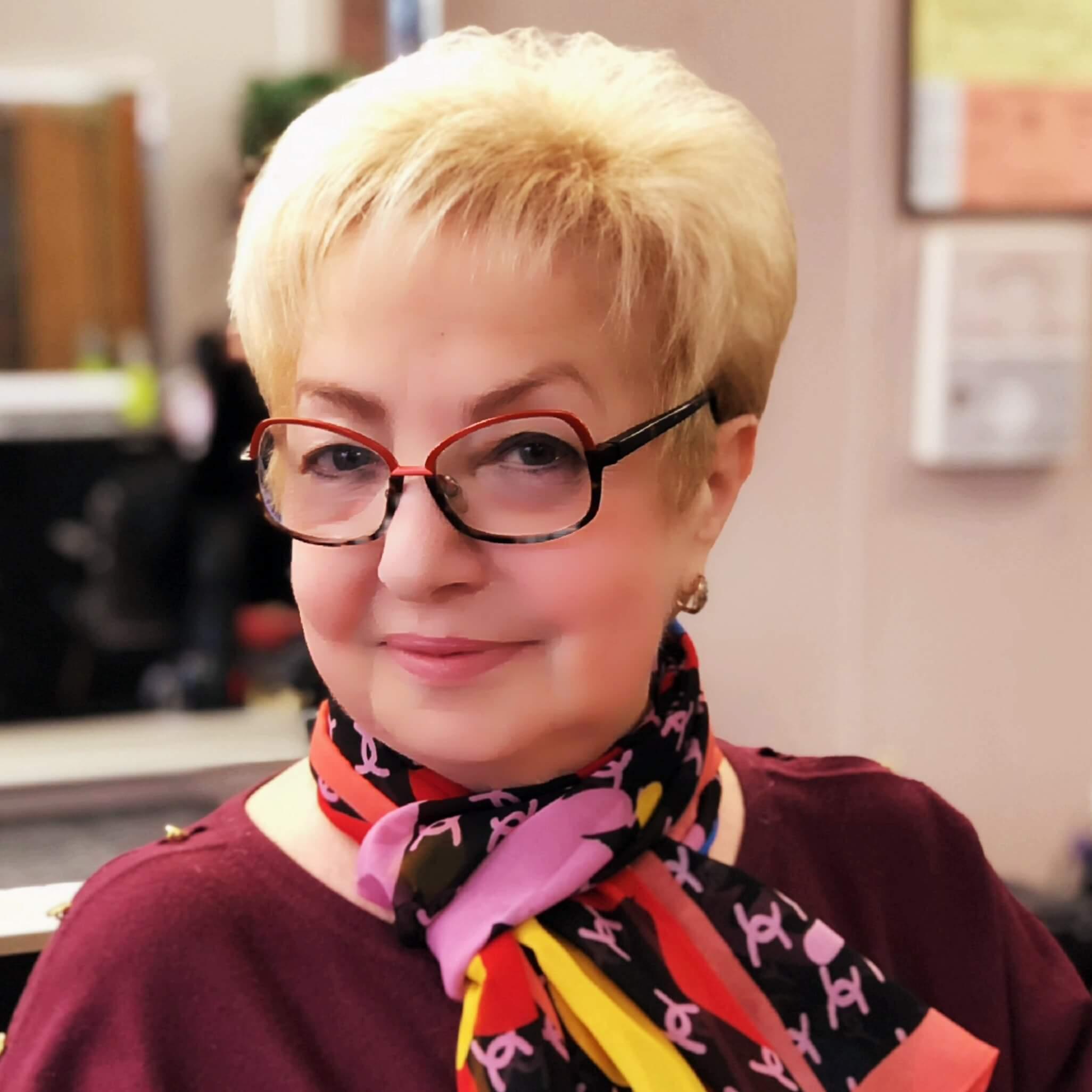 Tatiana Zheleznyak-Bronstein