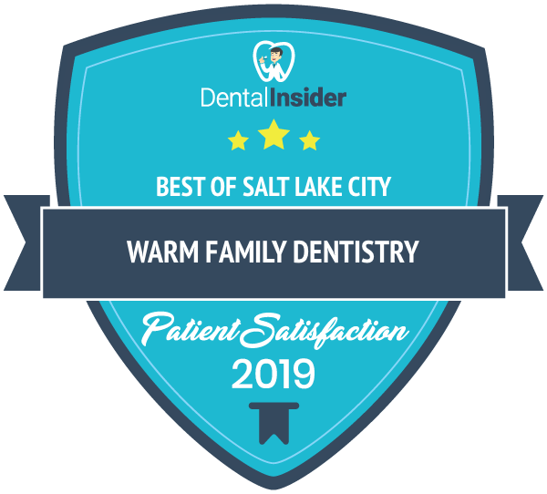 Warm Family Dentistry is a top-rated dentist on dentalinsider.com